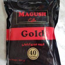 قهوه گلد 2 گرمی 40 عددی پاکتی