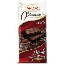 شکلات تلخ 50% والوور