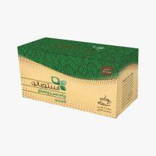 الشاي الأخضر والنعناع المحلى  إبستویا